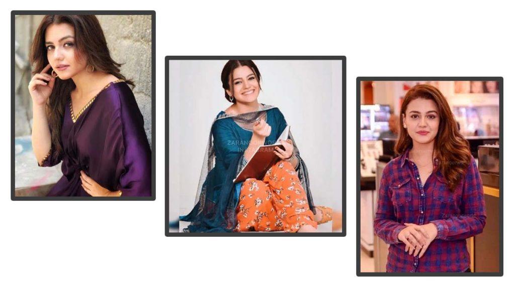 Zara Noor Abbas - Top beautiful Actress of Pakistan 2020 - Blurbgeek