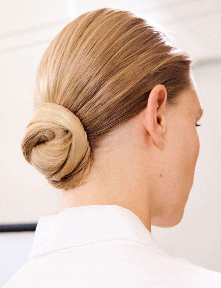 Braid Bun For Long Hairs