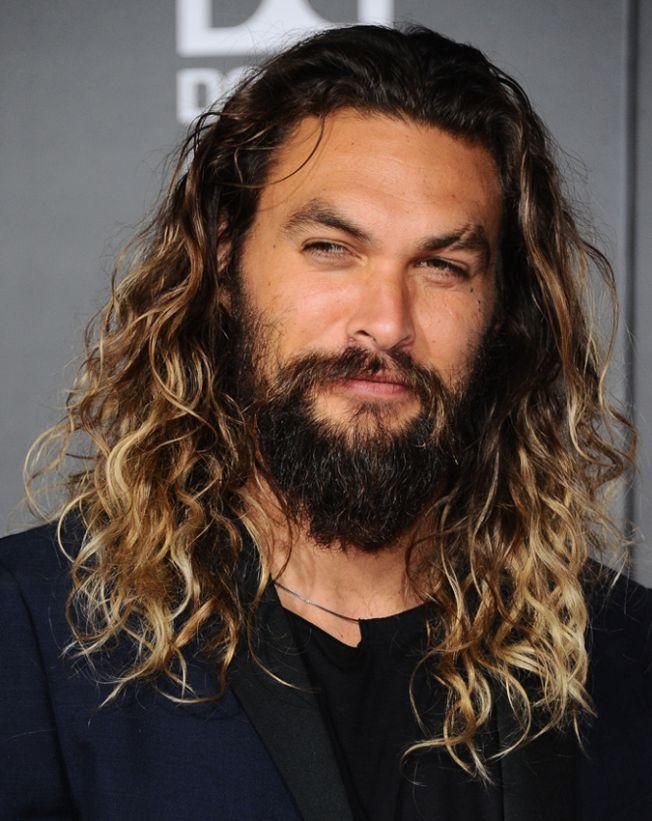 Rocker's look For Long Hairs - hair styles for men