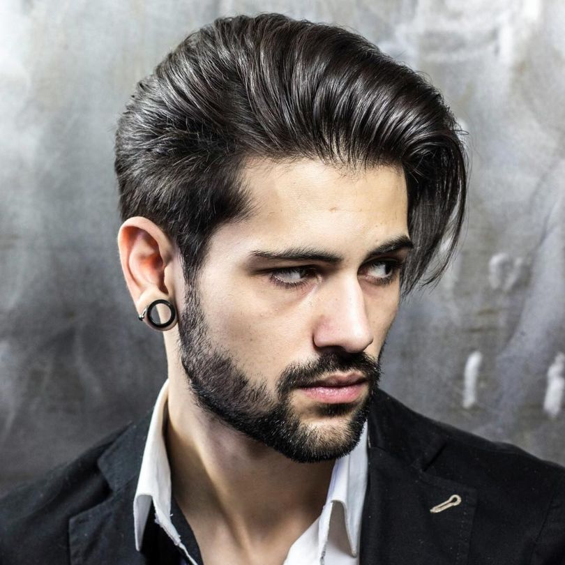 Short back and Sides For Long Hairs - Style men hairs