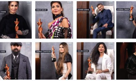 7TH HUM STYLE AWARDS: DEDICATED TO KASHMIR