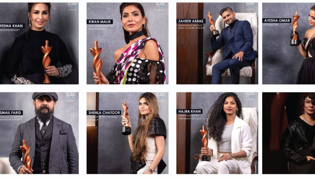 7TH HUM STYLE AWARDS DEDICATED TO KASHMIR