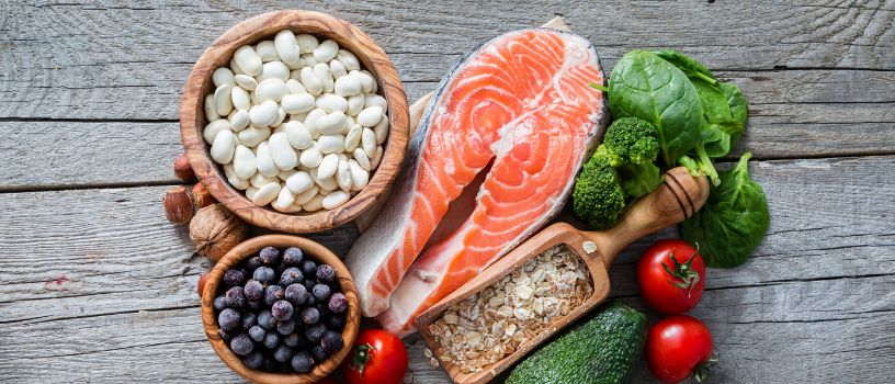 unbalanced Diet is a reason of weak eyesight