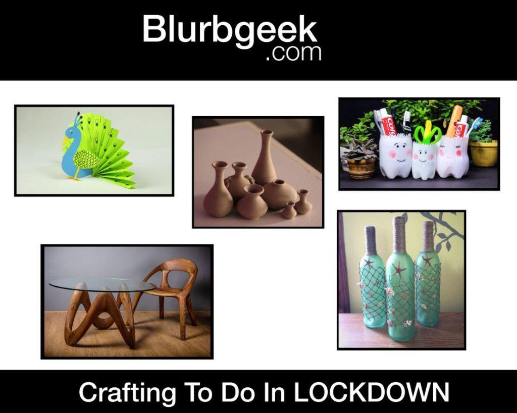 Crafting Activities To Do In Lockdown   Blurbgeek