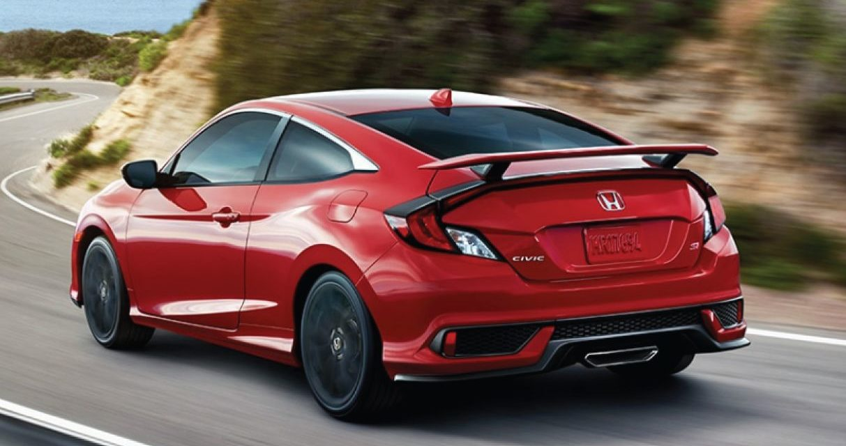 Honda Accord 2020 Vs Civic Si Coupe 2020 who leads?