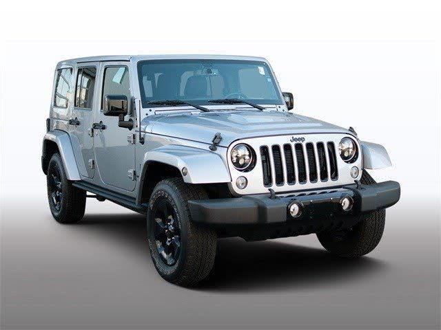 Jeep Wrangler Altitude Edition Color Light Grey   Blurbgeek