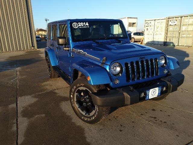 Jeep Wrangler Polar Edition Color Sky Blue   Blurbgeek