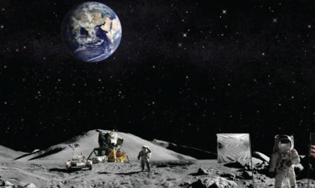 Mission to Moon: The Story of Evolution in Space Journey