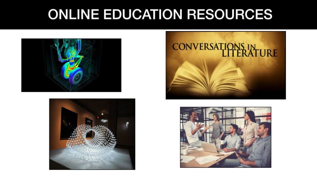 Online Education Resources   Resources