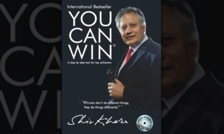 """""""You Can Win""""  A Step Towards Success 