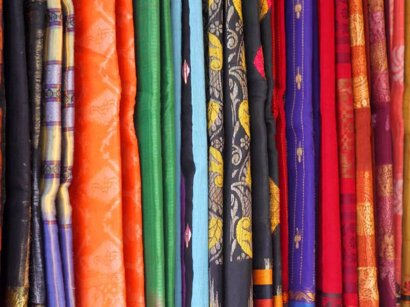Fabrics Used For Sarees | Blurbgeek