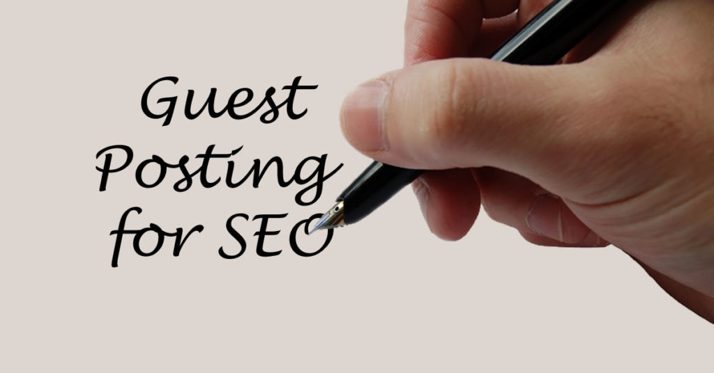 Guest Posts Are Important For SEO | Blurbgeek